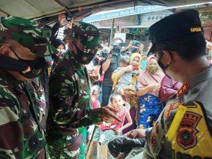 Pangdam Iskandar Muda dan Kapolda Aceh Tinjau Korban Banjir Aceh Utara