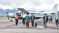 Perdana, Susi Air Buka Rute SIM ke Bandara Rembele Bener Meriah
