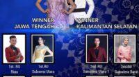 Putri Kebudayaan Nusantara Aceh, Kartina Dahari Masuk Top 5