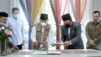 UIN Ar-Raniry dan Pemerintah Aceh Besar Teken MoU